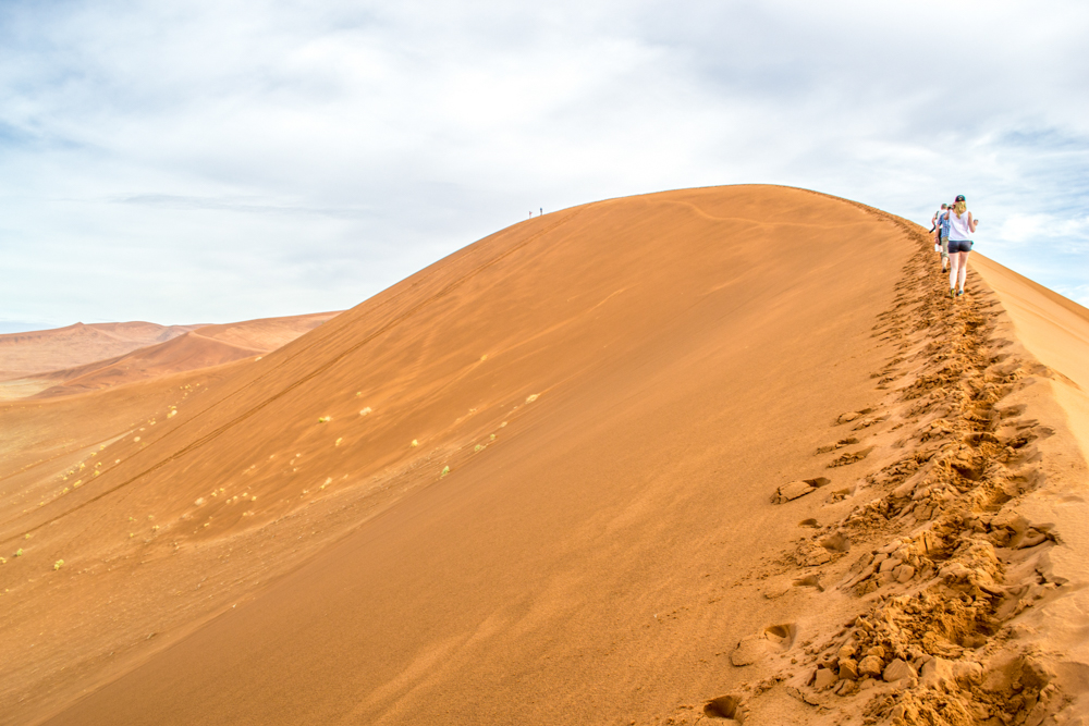 Photographs of Namibia Dunes by Melanie van Zyl